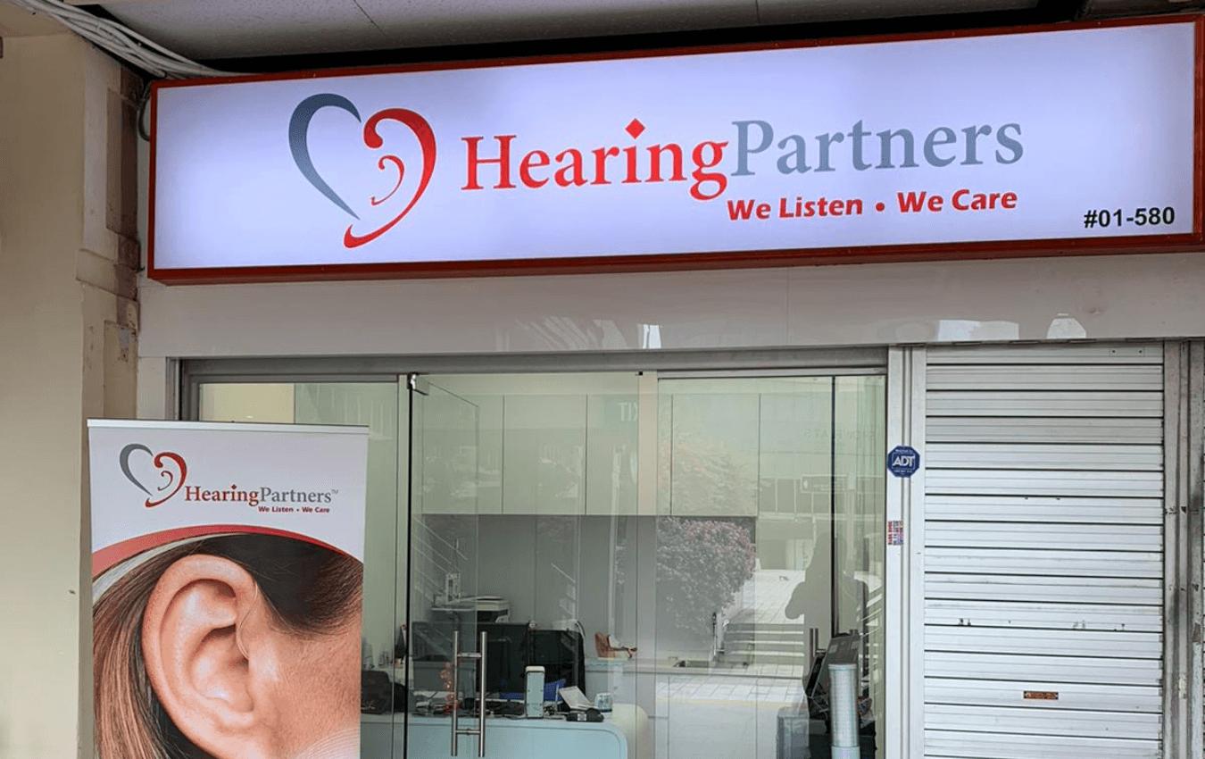 Hearing Partners Toa Payoh Clinic